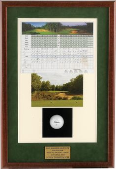Getting this Hole in one shadow box for my first hole in one!    Bucket List!  Hope I can get lucky!