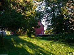 Rural barn in Central Nebraska.