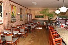 Italian Restaurant - Traditional - Commercial - Images by FW Interiors   Wayfair