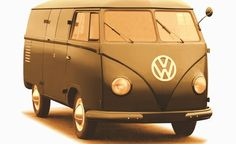 OG | 1949 Volkswagen VW T1 Transporter / Kastenwagen | Prototype