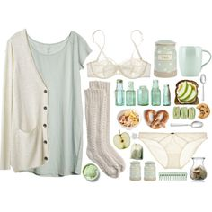 """""""Breakfast"""" by sweet-as-a-candy on Polyvore"""