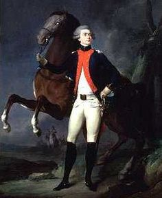 Marquis De Lafayette Colonial Uniform | Ancestors ... Lafayette For Freedom