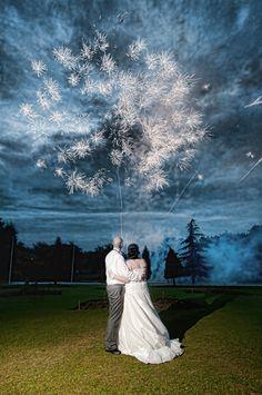 #weddingfireworks wedding fireworks