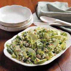 Orange Romaine Salad Recipe