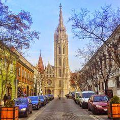 Výlet v Budapešti
