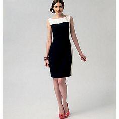 Buy Vogue Kay Unger Women's Dress Sewing Pattern, 1329 Online at johnlewis.com