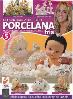 Cold Porcelain Magazine 5 by Leticia Suarez del by AmGiftShoP, $12.99