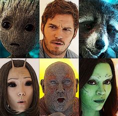 'Guardians Of The Galaxy: Vol. 2' (2017)