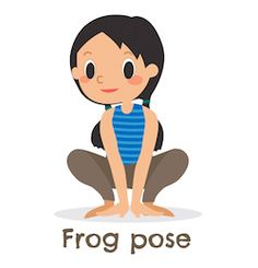 Poses Yoga Enfants, Kids Yoga Poses, Yoga For Kids, Exercise For Kids, Toddler Yoga, Baby Yoga, Pe Activities, Physical Activities, Circle Time Board