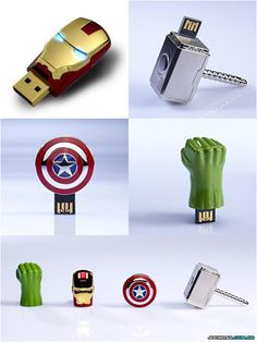 avengers! How awesome is this :)