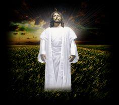 Jesus Your Love, christian scripture eCard scriptures Psalm 136:26 KJV