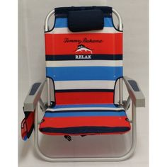 Tommy Bahama Backpack Beach Chair (red) - It was the best price by far here and it works perfectly with no issues.This Tommy Bahama that is ranked 311641 in the