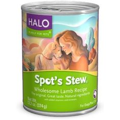 Halo - Spot's Choice Shredded Turkey & Chickpeas Canned Dog Food. Grain-free single protein recipe with the finest quality ingredients Shredded pieces of roasted turkey No artificial colors, flavors or preservatives Chickpea Recipes, Lamb Recipes, Dog Food Recipes, Brunch Recipes, Chicken Chickpea, Spotted Animals, Canned Dog Food, Wet Dog Food, Shredded Pork