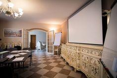 different venue for a seminar...