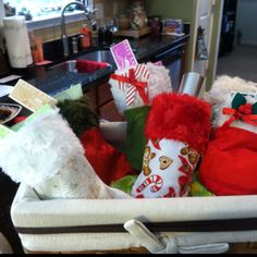 Mary Kay gift ideas. Just let me know how much you want to spend & I can make a basket for you!