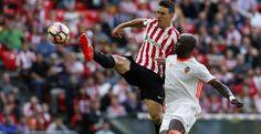 Sansone y Aduriz aúpan a Villarreal y Athletic; primer punto del Celta