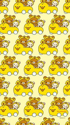 Check out this awesome collection of Rilakkuma wallpapers, with 55 Rilakkuma wallpaper pictures for your desktop, phone or tablet. Hello Kitty Wallpaper, Kawaii Wallpaper, Disney Wallpaper, Cute Kawaii Animals, Kawaii Cute, Cute Wallpaper Backgrounds, Cute Wallpapers, Rilakuma Wallpapers, Kawaii Tattoo