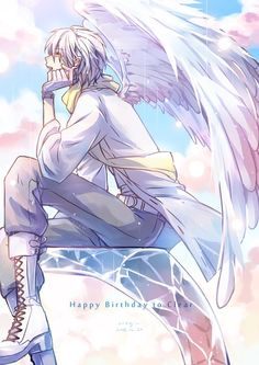 220·Happy Birthday to Clear❤ | 一靖 [pixiv]
