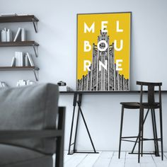 Melbourne wall art print  Hatches and Matches MELBOURNE art print is a high quality digital print, professionally printed on premium photo paper. This print features the Manchester Unity Building, located in the heart of Melbourne.  FEATURES - High quality digital art print on premium photo paper - Framing option available  PLEASE NOTE Colours may vary depending on the quality of your monitor.  ***  Send me a message if you have any further questions, and thanks for stopping by!