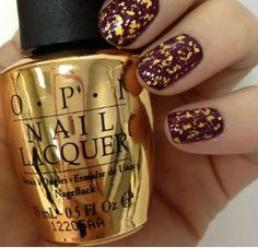 THE POLISH WITH THE GOLDEN TOUCH