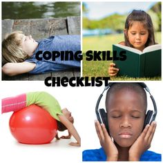 Coping Skills Checklist by Encourage Play (01.12.15)