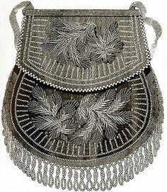 Historic Iroquois and Wabanaki Beadwork: Dated 19th Century (1840s - early 1860s)