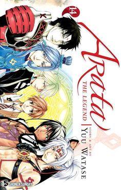 Arata: The Legend 14