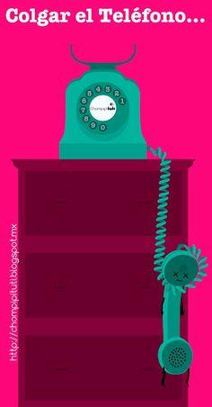 Colgar el teléfono - Chompipi Tuti