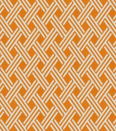 Upholstery Fabric-Tropix Gastonia Tangerine, , hi-res
