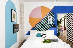 Masquespacio recrea la atmósfera de la casa valenciana en el Valencia Lounge Hostel