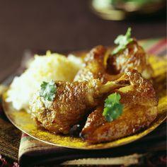 Découvrez la recette Poulet Tandoori rapide et facile sur cuisineactuelle.fr.