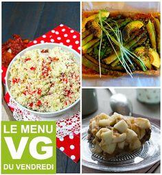 Menu VG du Vendredi fu 10 juin 2016 Rice, Bread, Chicken, Food, Vegan, Friday, Healthy, Greedy People, Brot