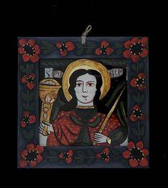 Religious Icons, Religious Art, St Michael, History Facts, Byzantine, Country Living, Romania, Renaissance, Folk Art
