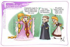 Disney Princess Memes, Funny Princess, Disney Princess Drawings, Disney Memes, Disney Quotes, Pocket Princess Comics, Pocket Princesses, Disney Princesses, Disney Magic