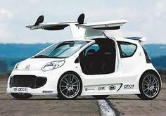 Citroen C1 GT.