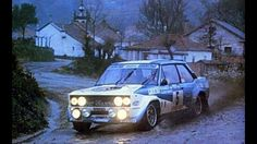 Rally de Portugal 1980 Walter Rohrl