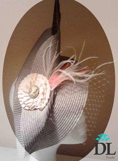 tocados para bodas Divina locura http://divinalocuratocados.blogspot.com.es/
