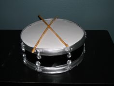 drum cake   snare drum cake - Couture Cakes & Events