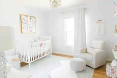 This white nursery i