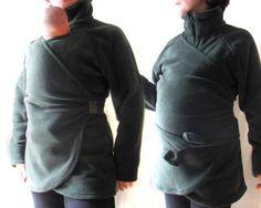 fa44408a6f4 Maternity Jacket Babywearing Coat Baby Wearing Coat by babywearing