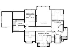 ePlans Craftsman House Plan –5916 Square Feet and 6 Bedrooms from ePlans – House Plan Code HWEPL76061