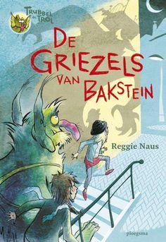 Trubbel de trol: De griezels van Bakstein Book Cover Design, Childrens Books, Monsters, Horror, Illustrator, Comic Books, Baseball Cards, Deco, Comics