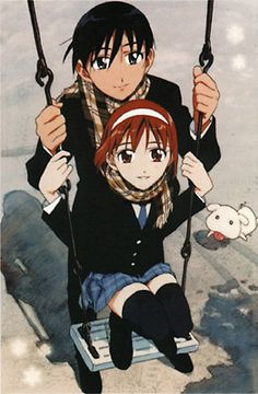 His and Her Circumstances (Kare Kano), one of my favorites! (the manga is much better than the anime) :)