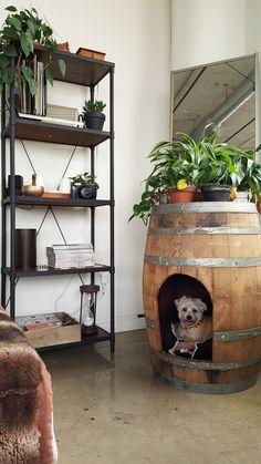 House Tour: A Cozy Industrial LA Loft | Apartment Therapy