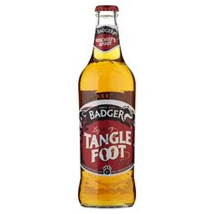 Badger Brewery Tanglefoot Ale