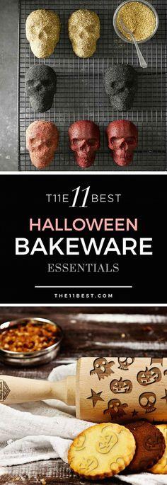 Halloween Baking Essentials!