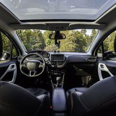 Peugeot 208 Gti 2016 Interior