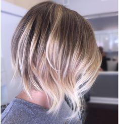 "842 Likes, 29 Comments - Cleveland Hair • Coryn Neylon (@corynneylon_hair) on Instagram: ""Love having creative freedom ❤️❤️ full head of balayage, and a fresh razor cut 😀"""