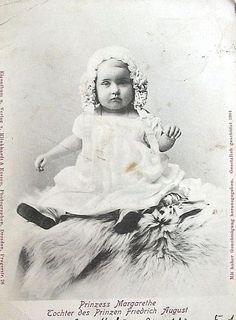 Princesse Margarete de Saxe