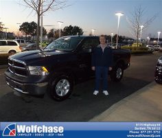 Happy Birthday to James Schultz from Luster Adams and everyone at Wolfchase Chrysler Jeep Dodge! #BDay